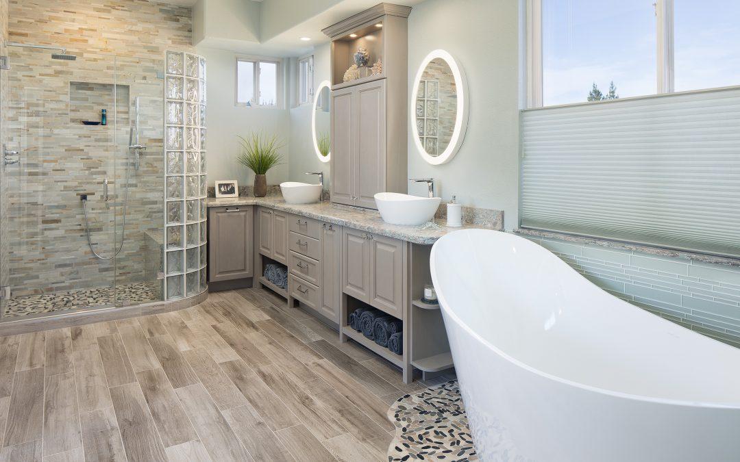 Shanks Master Bath Remodel