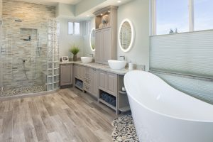 Pleasant Hill Master Bath