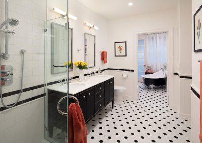 Master Bath Remodel in Historic 1915 Martinez Home