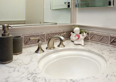 Walnut Creek Condo Bathrooms