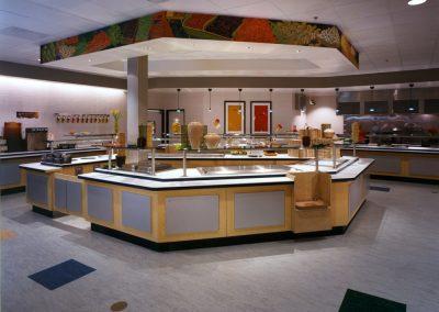 Samsung Cafeteria