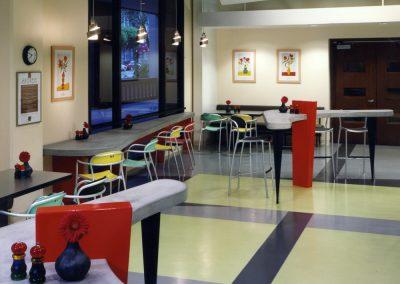 Wells Fargo Cafeteria San Francisco